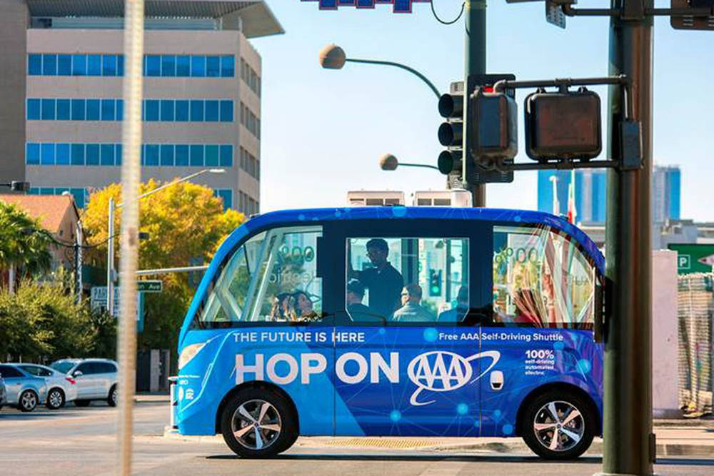 How Self-Driving Shuttles Are The Future of Transport