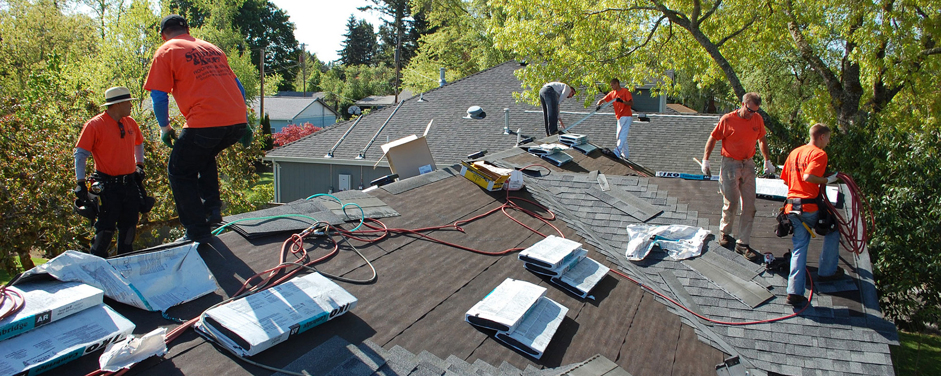 gorman roofing services