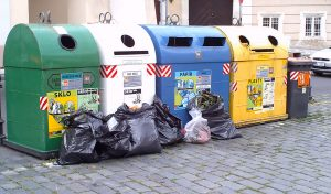 residential garbage service