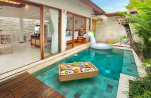private honeymoon villas all-inclusive