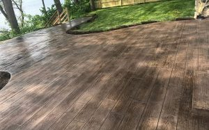how to pick stamped concrete colors