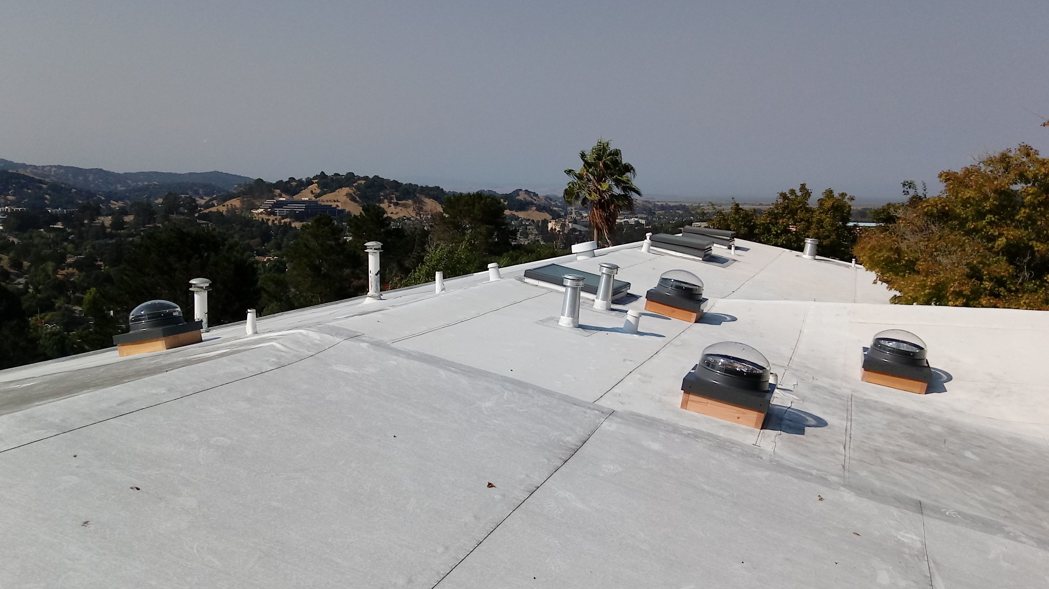 roof definition construction