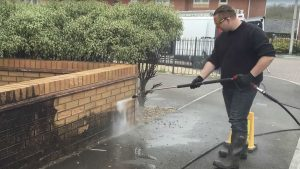 pressure washing definition